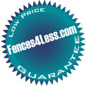 Click Here For Our Low Price Fence Guarantee!